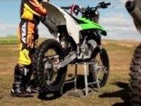 Официальное видео Kawasaki KX85 для Австралии