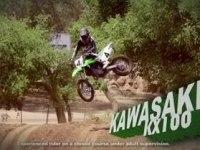 Обзорное видео Kawasaki KX100