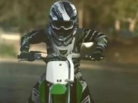 Промовидео Kawasaki KX100