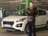 Тест-драйв Peugeot 3008 2014