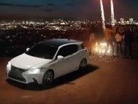 Реклама Lexus CT 200h