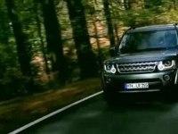 Промо-видео Land Rover Discovery 4
