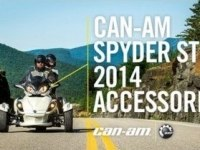 Аксессуары для BRP Can-Am Spyder ST,  ST-S, ST Limited