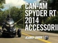 Аксессуары семейства BRP Can-Am Spyder RT