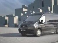 Реклама Ford Transit