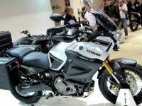 Yamaha XT1200ZE Super Tenere ES в статике