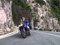Yamaha XT1200ZE Super Tenere ES в движении