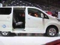 Презентация Nissan e-NV200