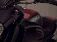 Ducati Diavel Carbon в статике