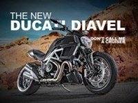 Проморолик Ducati Diavel Carbon