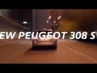 Промо-видео Peugeot 308 SW