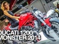 Французский обзор Ducati Monster 1200