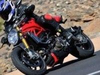 Американский тест Ducati Monster 1200 S