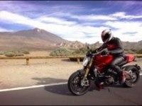 Официальный обзор Ducati Monster 1200 S