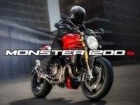 Промовидео Ducati Monster 1200 S