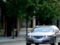 Коммерческая реклама Acura TL