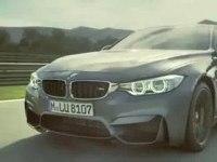 Реклама BMW M4 Convertible