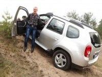 Тест-драйв Renault Duster 2014