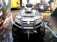 CFMOTO X8 Terralander (Cforce) в статике на выставке в Милане