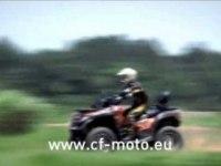 Официальное видео настоящего драйва на CFMOTO X8 Terralander (Cforce)