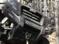 Тест CFMOTO UForce 800 (Tracker)