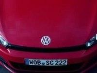 Реклама Volkswagen Scirocco