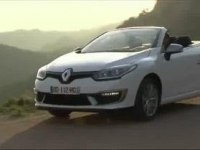 Промо-видео Renault Megane Cabriolet