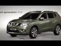 Реклама Nissan X-Trail