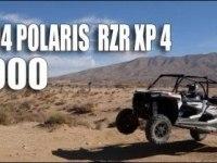 Официальный обзор Polaris RZR XP 4 1000