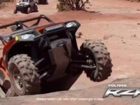 Промовидео Polaris RZR XP 4 1000