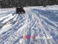 Зимний драйв на Speed Gear UTV 400