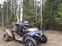 Speed Gear Buggy 800 на бездорожье