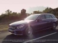Промо-видео Mercedes-Benz C-Class