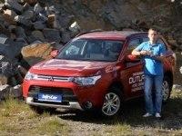 Тест-драйв Mitsubishi Outlander 2014
