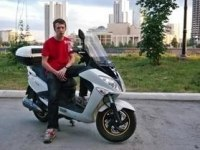 Русский тест SYM Joyride 200i Evo