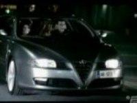 Рекламный ролик Alfa Romeo GT