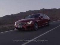 Обзор Mercedes-Benz CLS-Class