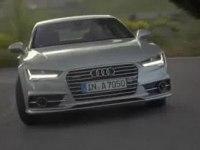Промо-видео Audi A7 Sportback