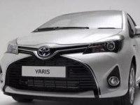 Промо-видео Toyota Yaris