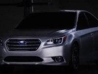Промо-видео Subaru Legacy