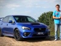 Тест-драйв Subaru WRX STI 2014