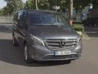 Обзор Mercedes-Benz Vito Kombi