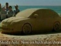 Рекламный ролик Octavia A5 RS