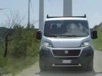 Промо-видео Fiat Ducato