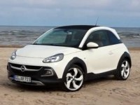 Мини-обзор Opel Adam Rocks