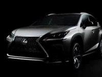 Промо-видео Lexus NX