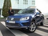 Тест-драйв Volkswagen Touareg 2015