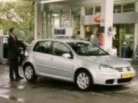 Прикольная реклама Volkswagen Golf