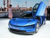 Volkswagen на Парижском автосалоне 2014