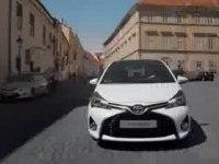 Промо-видео Toyota Yaris Hybrid
